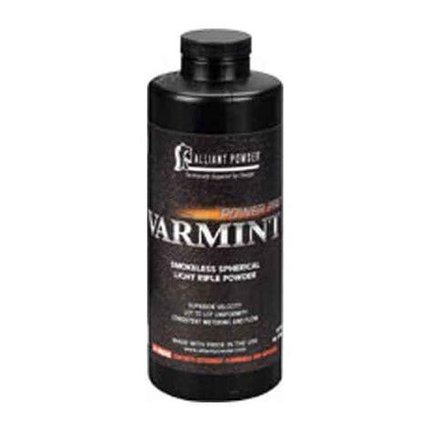 Alliant Powder Power Pro Varmint 1lb Can Item 1245902