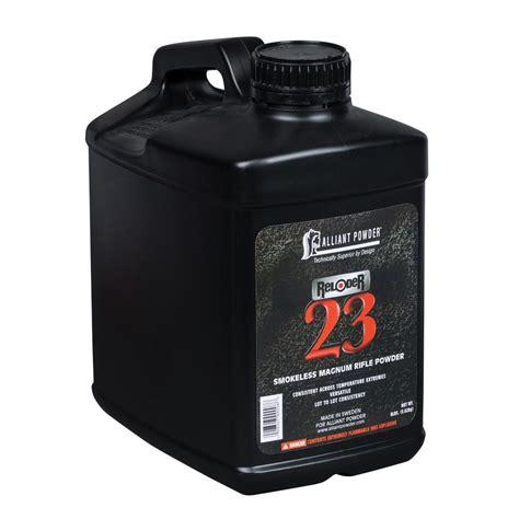 Alliant Powder Reloder 23