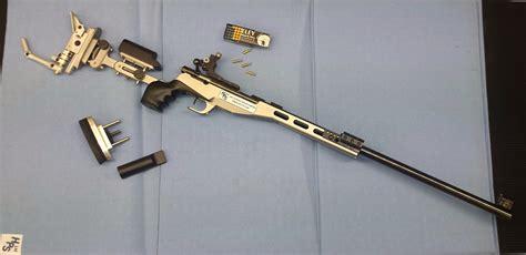 Alloy Target Rifle Stocks