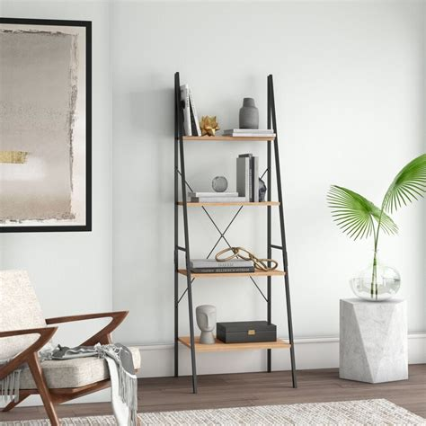 Almanzar Ladder Bookcase