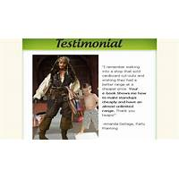 Almost breathing make custom cardboard cutouts including celebrity tips