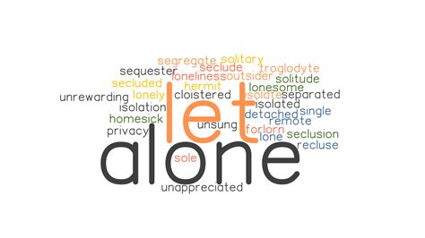 Alone Synonym | Best Loan Sites For Bad Credit Repair