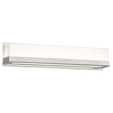 Alpert 1-Light LED Bath Bar