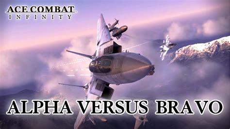 Bravo-Company Alpha Vs Bravo Company.