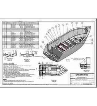 Aluminium Boat Design Plans