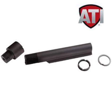 Aluminum Buffer Tube Upgrade Kit