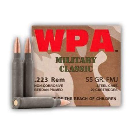 Aluminum Case 223 Ammo