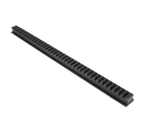 Aluminum Picatinny Rail Blank