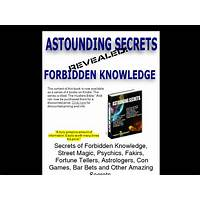 Amazing secrets and forbidden knowledge free trial