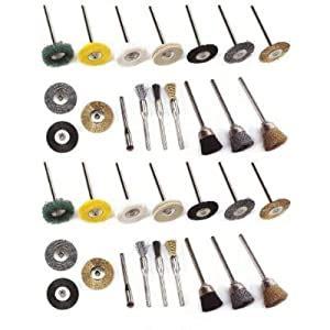 Amazon Co Uk Dremel Wire Brush