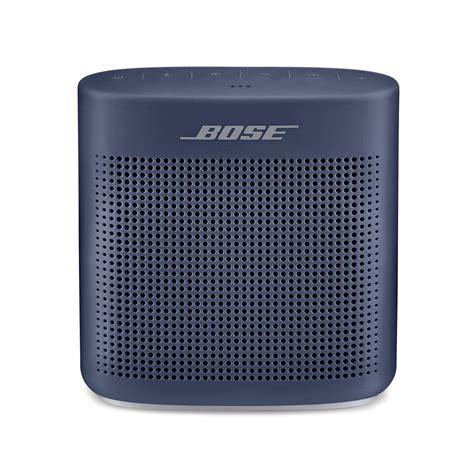 Amazon Com Bose Soundlink Color Bluetooth Speaker Ii