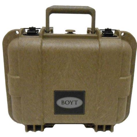 Amazon Com Boyt Harness H11 Single Hard Pistol Ammo Case