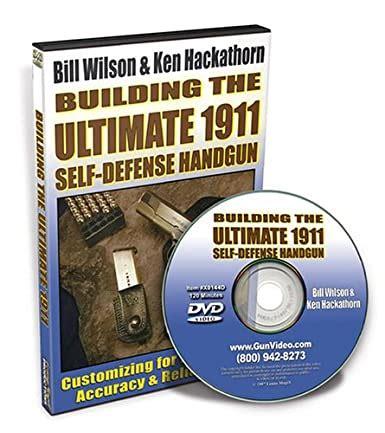 Amazon Com Building The Ultimate 1911dvd Lenny Magill