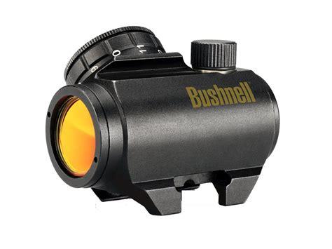 Amazon Com Bushnell Trophy Trs25 Red Dot Sight