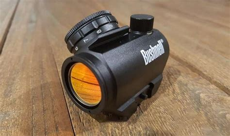 Amazon Com Bushnell Trs32 And Head Down Rifles Review