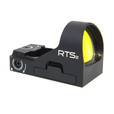 Amazon Com Cmore Systems Rts2 3 Moa Red Dot Sight With And Aluminum Extended Magazine Release Best Glock