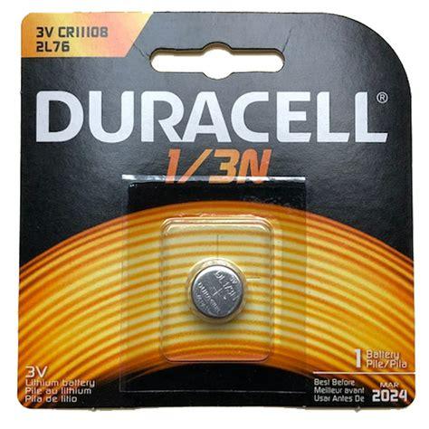 Amazon Com Duracell Dl1 3n Cr1 3n 2l76 5018lc 5008lc