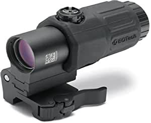 Amazon Com Eotech G33 Magnifier Sports Outdoors And Metalform 9mm 10 Round Magazine