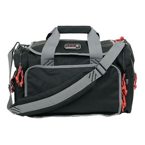 Amazon Com G P S Large Range Bag Black Duffle Bags