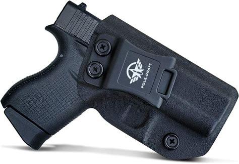 Amazon Com Glock 43 Iwb Holster Sports Outdoorsamazon Com