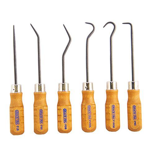 Amazon Com Grace Usa 6 Piece Hook And Pick Set