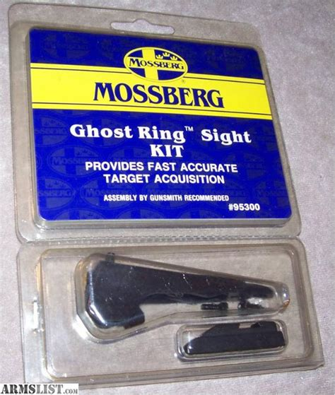 Amazon Com Mossberg Ghost Ring Sights