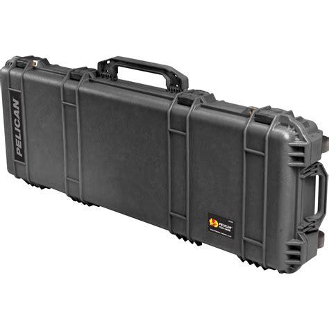 Amazon Com Pelican 1720 Rifle Case With Foam Black