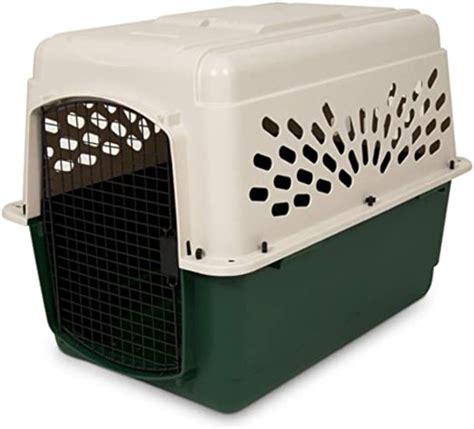 Amazon Com Petmate Ruffmaxx Travel Carrier Outdoor Dog