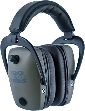 Amazon Com Pro Ears Pro Tac Slim Gold Military Grade