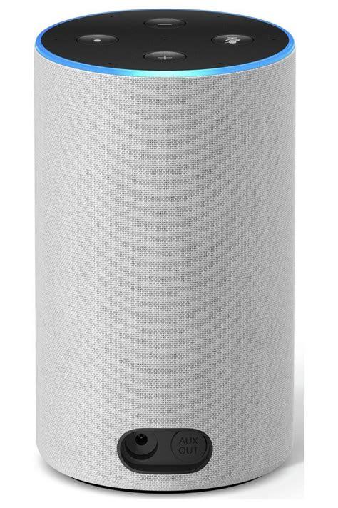 Amazon Echo 2nd Generation Alexa Speaker