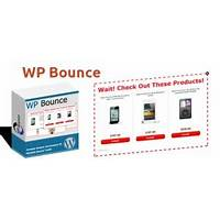 Amazon wordpress plugin wp bounce exit pop plugin free trial
