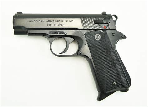 American Arms Pk 22 Handgun