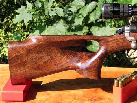 American Black Walnut Rifle Stock