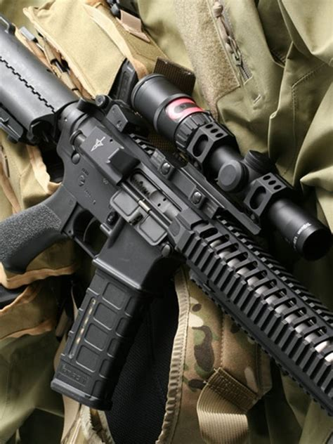 American Defense Manufacturing AD-SCOUT-S Scope Mount Up