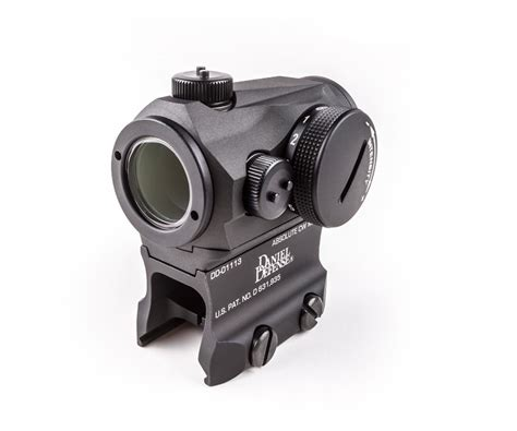American Defense Manufacturing Aimpoint Micro Mounts Aimpoint Micro Lower 13 Cowitness Mount