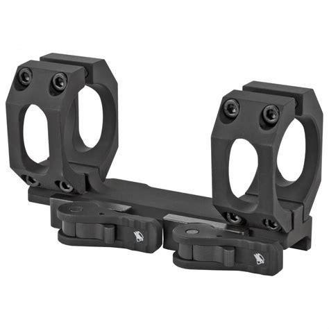 American Defense Manufacturing Recon Quick Detach Scope Mounts 34mm 20 Moa 2 Cantilever Mount Black