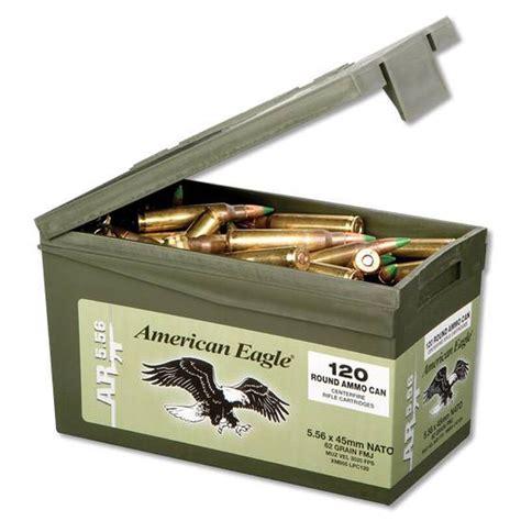 American Eagle 5 56 Ammo Price