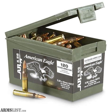 American Eagle 556 Ammo Review