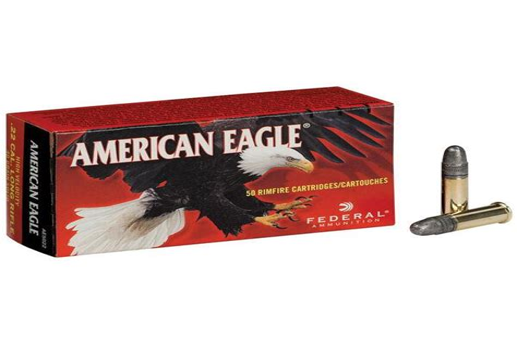 American Eagle Rimfire Rifle Ammo Review