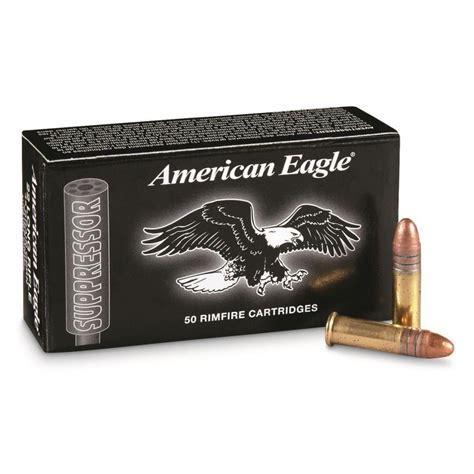 American Eagle Suppressor 22lr Review