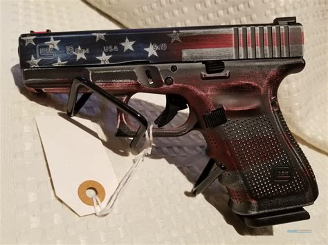 American Flag Glock 19 For Sale