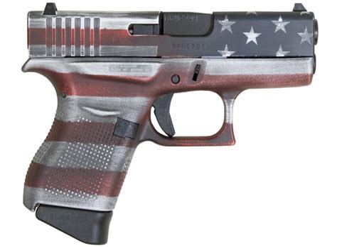 American Flag Glock 43 For Sale
