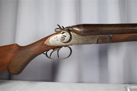 American Gun Double Barrel Shotgun