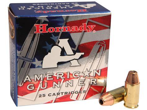 American Gunner 380 Ammo Review