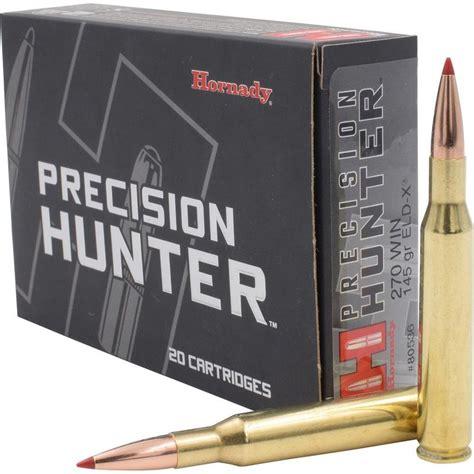 American Hunter Review Hornady Precision Hunter Ammunition