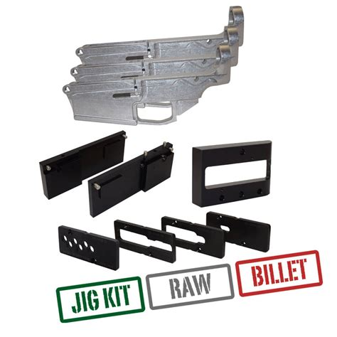 American Made Tactical 80 Lower Receivers Jigs Uppers