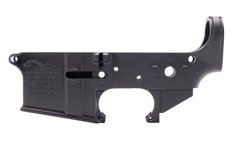 American Pride Forged Ar15 Us Stripped Lower