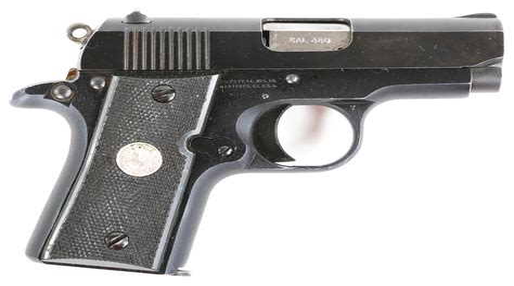 American Rifleman Colt Mustang Pocketlite 380