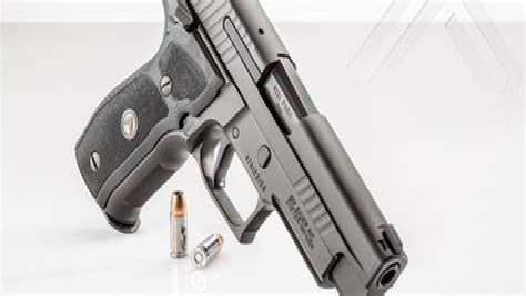 American Rifleman Tested Sig Sauer Legion Series P226 Pistolamerican Rifleman