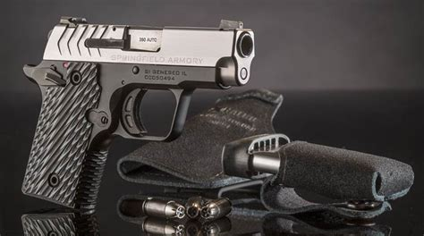 American Rifleman To The Rescue Springfield S 911 Pistol